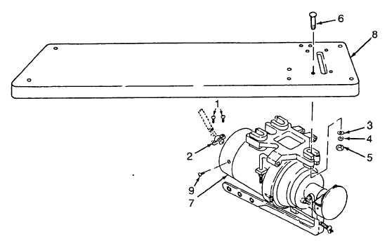 sewing machine clutch motor repair