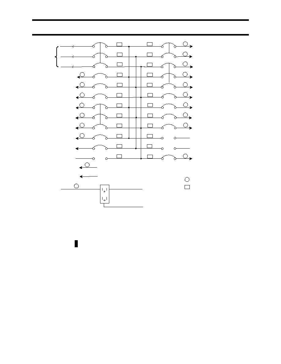 TM 10 7360 226 13 P0334im figure 5 wiring diagram, power distribution panel electrical distribution board wiring diagram at fashall.co