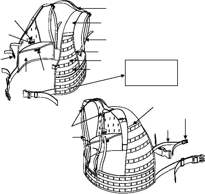 Figure 27-2. Vest, Fighting Load Carrier